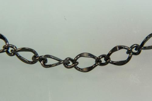 11x7.4mm Link Electro-Plated