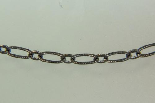 3mm Textured Oval Chain