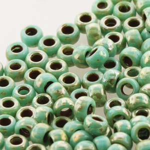 Turquoise Green Picasso