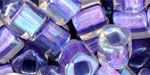 Inside Rainbow Crystal/Metallic Purple
